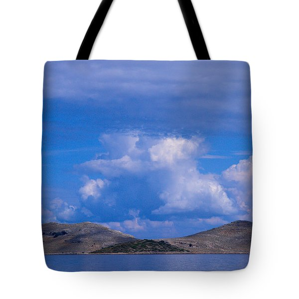 Kornati National Park Tote Bag by Jouko Lehto