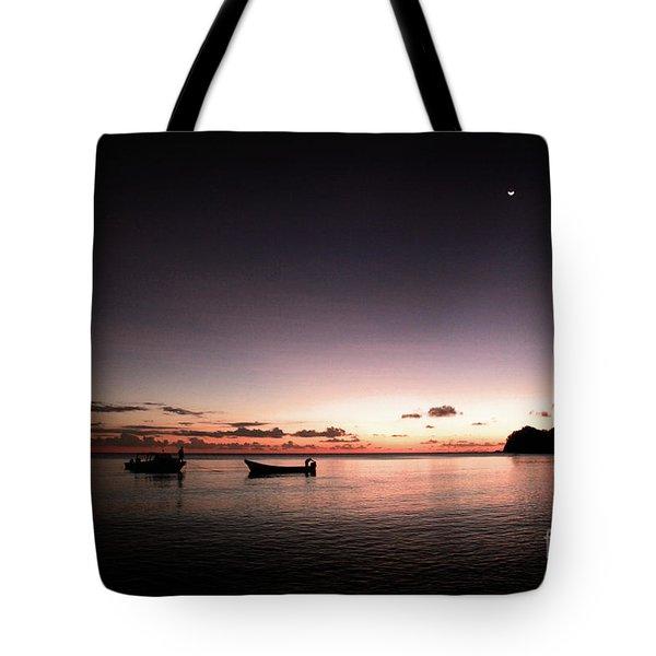 Korovou Island Fiji Tote Bag