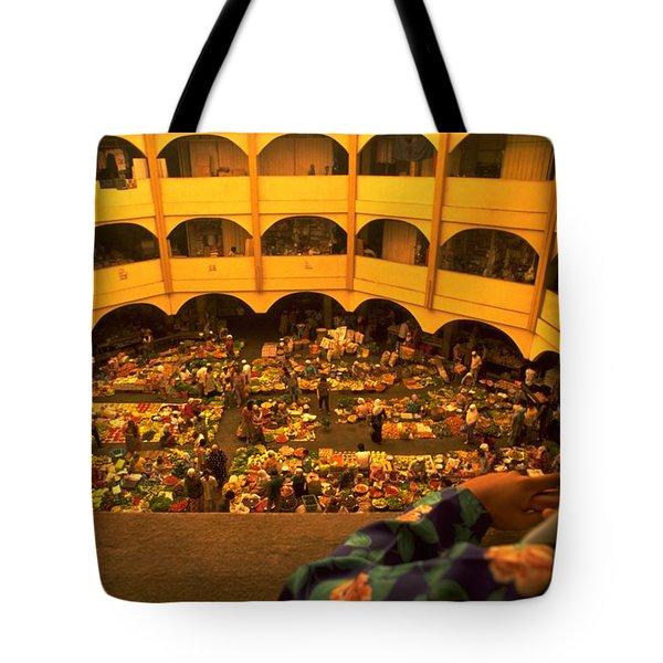 Kota Bahru Indoor Market Tote Bag