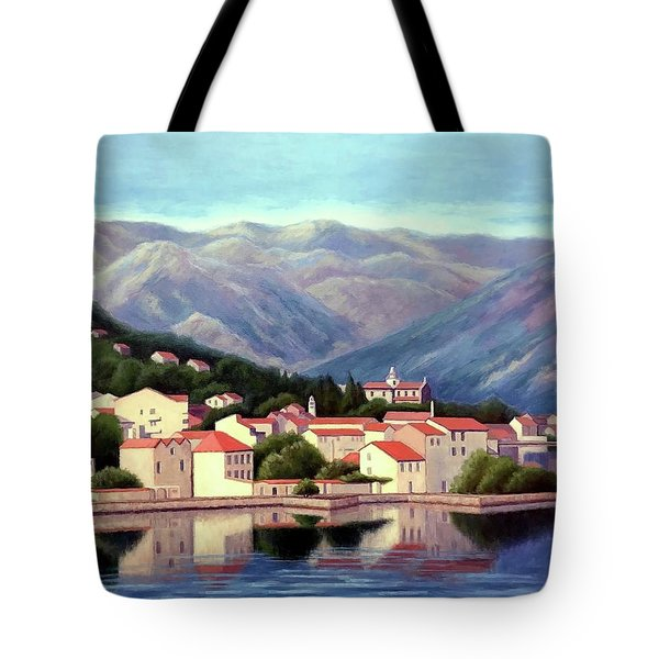 Kotor Montenegro Tote Bag