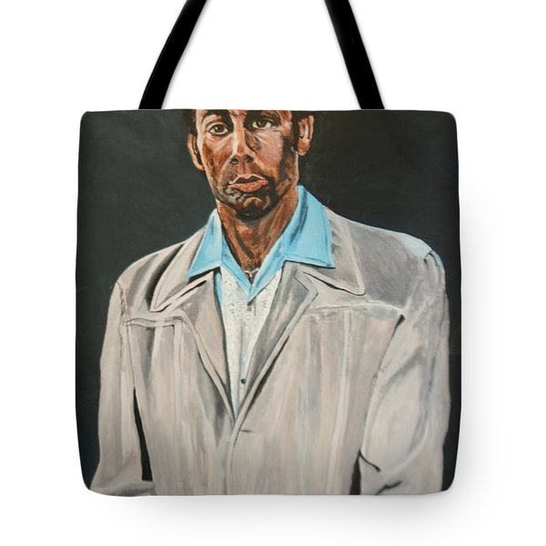 Kramer After Unknown Artist Tote Bag