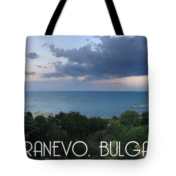 Kranevo Bulgaria Tote Bag