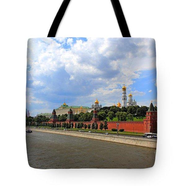 Kremlin Tote Bag