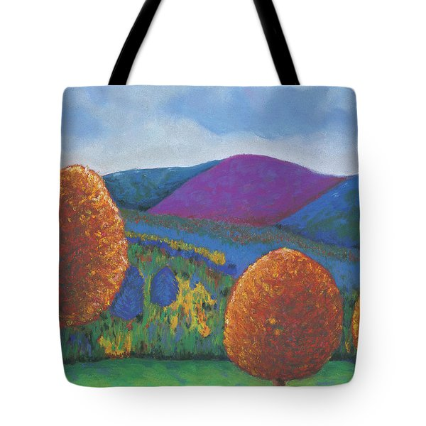 Kripalu Autumn Tote Bag