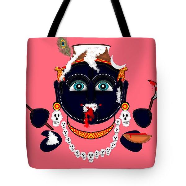 Krishna Kali Tote Bag