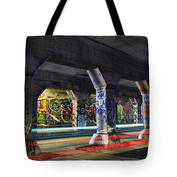 Krog Street Tunnel Tote Bag