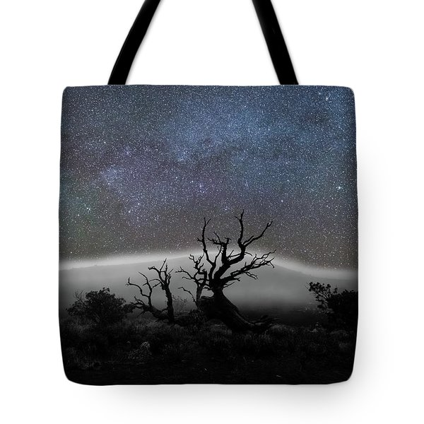 Kumulipo And The Sky Tote Bag