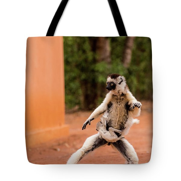 Kung Fu Mom Tote Bag