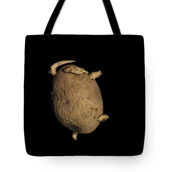 Kung-fu Potato Tote Bag