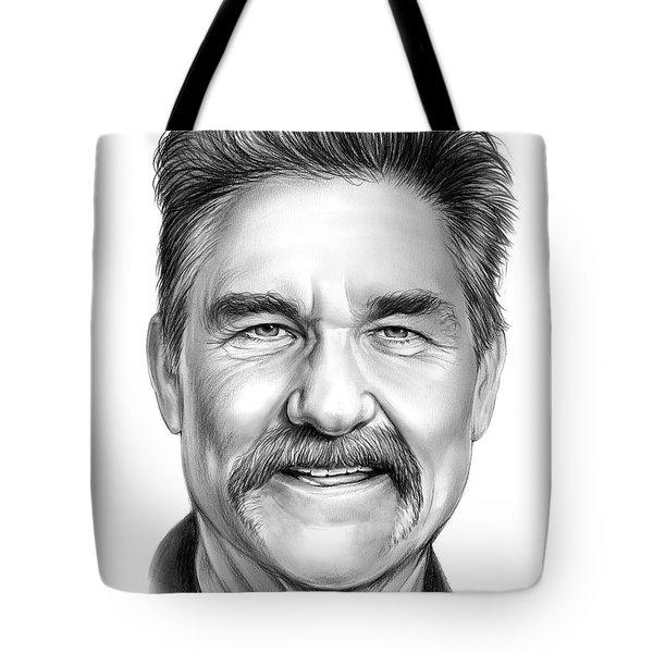 Kurt Russell Tote Bag