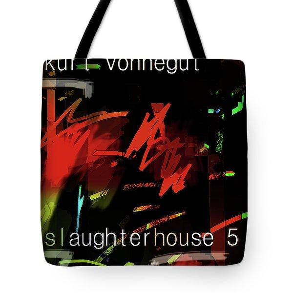 Kurt Vonnegut Poster  Tote Bag
