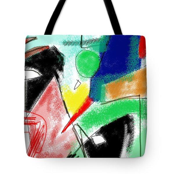 Kurtz's Domain Tote Bag