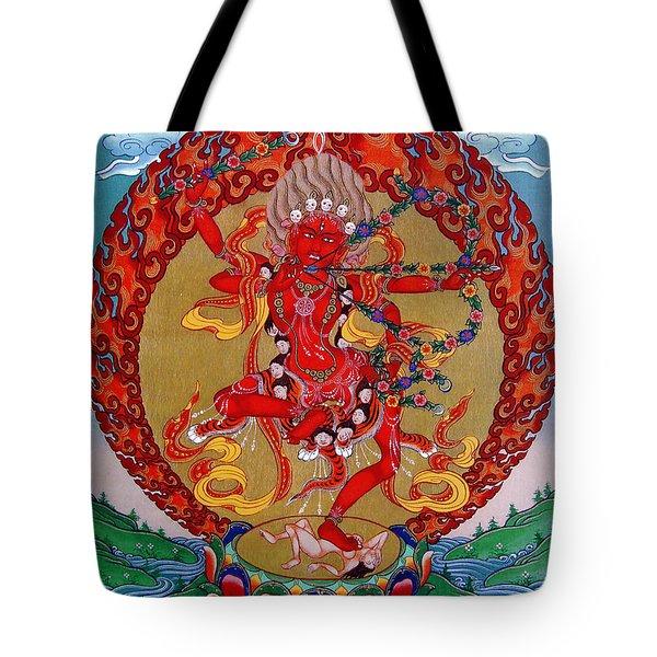 Kurukula Tote Bag