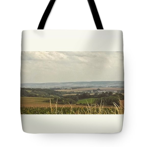 Kurz Vor #hermannsacker... #nordhausen Tote Bag