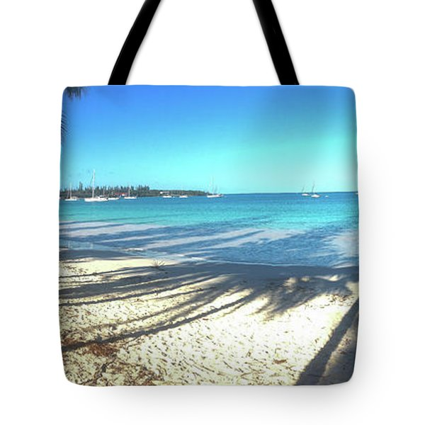Kuto Bay Morning Tote Bag