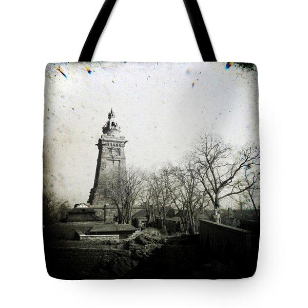#kyffhäuser #monument #historicalplace Tote Bag