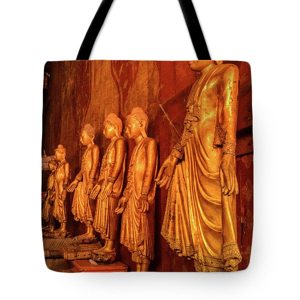 Kyindaung Oo Kyaung 1 Tote Bag