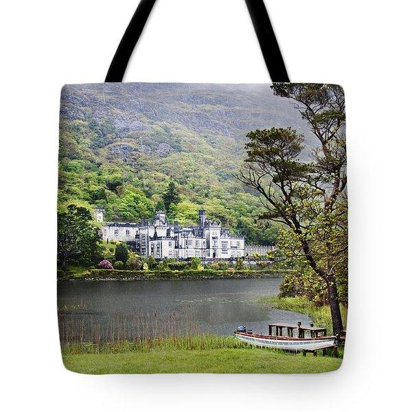 Kylemore Castle Tote Bag