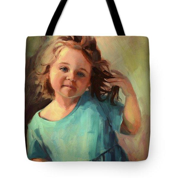 Kymberlynn Tote Bag