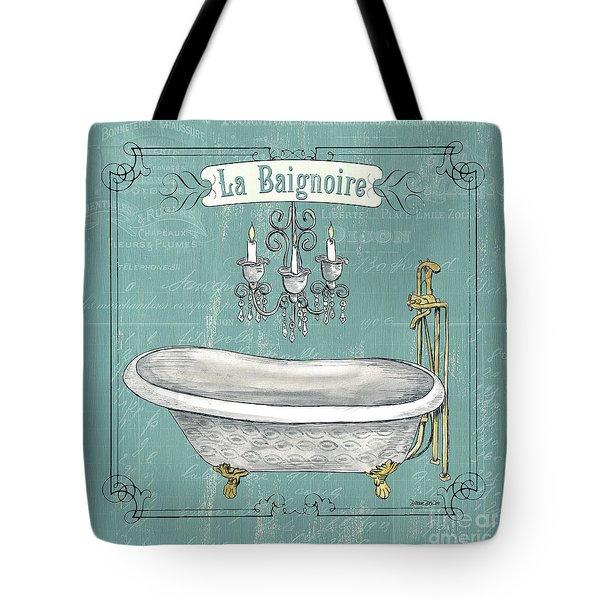 La Baignoire Tote Bag
