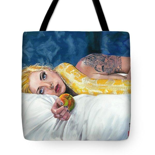 La Ballerina Tote Bag