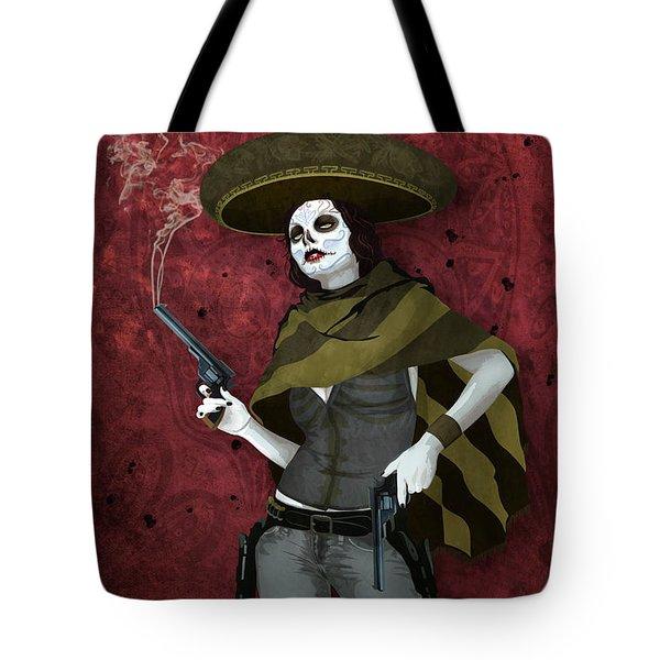 La Bandida Muerta Tote Bag