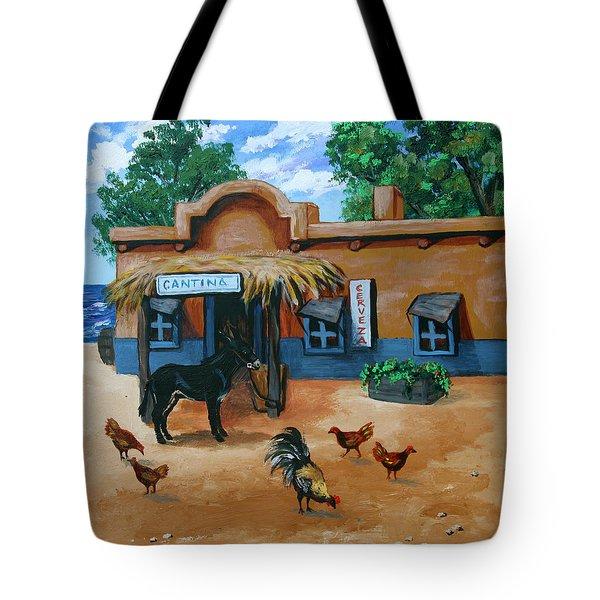 La Cantina Tote Bag