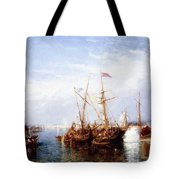 La Corne D'or, Constantinople Tote Bag
