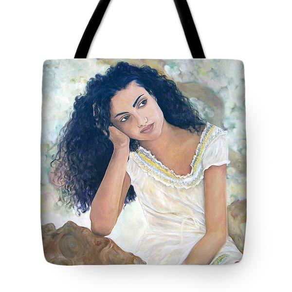 La Diosa De Hoy Tote Bag