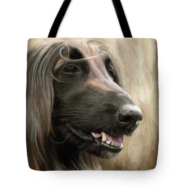 La Diva Tote Bag