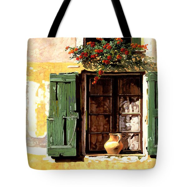 la finestra di Sue Tote Bag