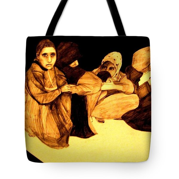 La It Khafeen Habibti Tote Bag