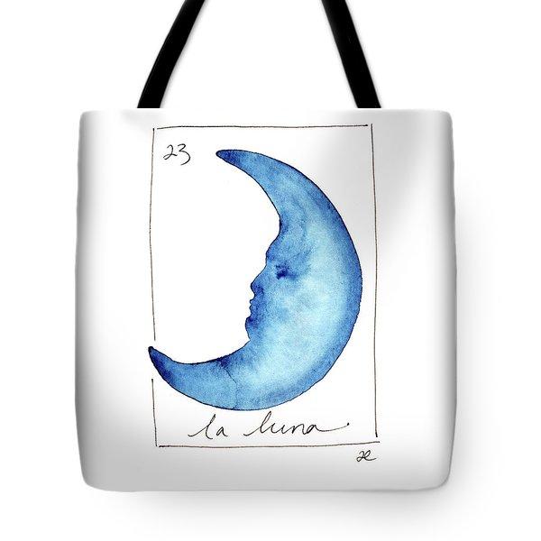 La Luna Tote Bag