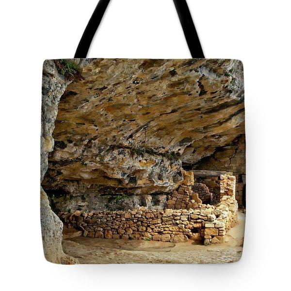 La Madeleine Ruins Tote Bag
