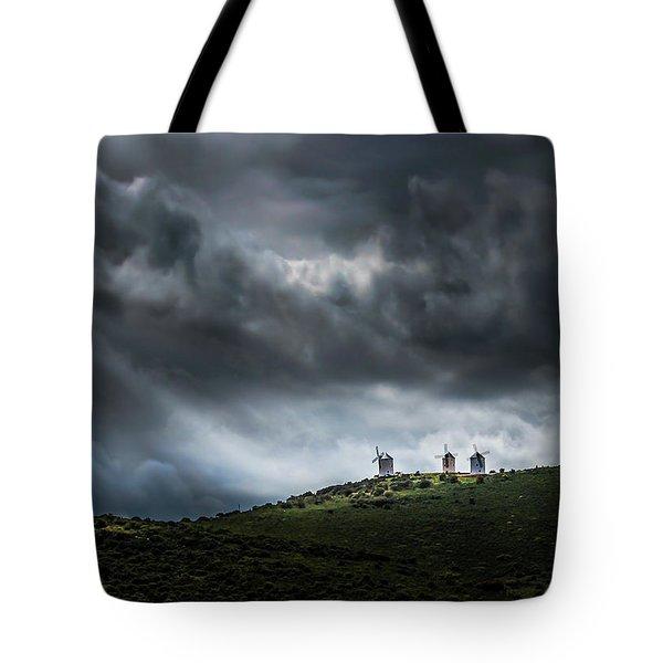 La Mancha Spain Tote Bag