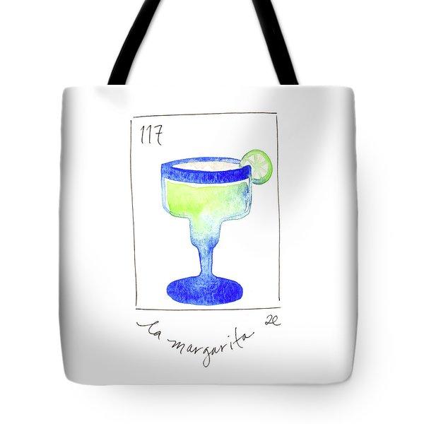 La Margarita Tote Bag