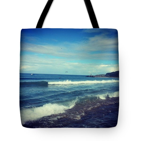 La Marina In Aguadilla Puerto Rico Tote Bag
