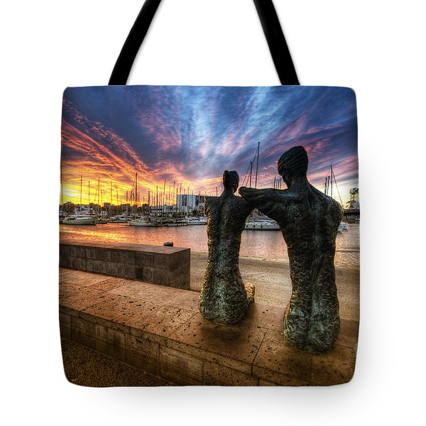 La Parella Tote Bag by Yhun Suarez