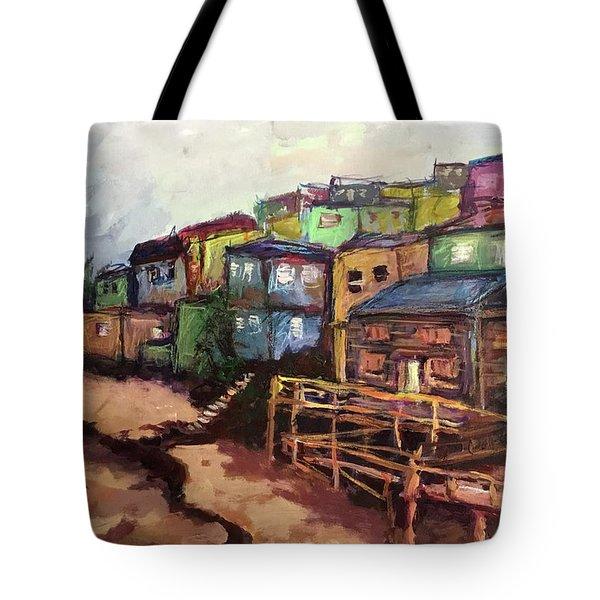 La Perla De Puerto Rico Tote Bag