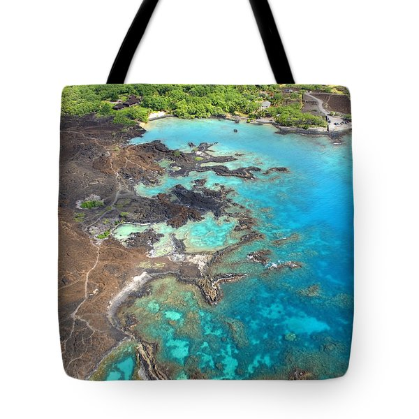 La Perouse Bay Tote Bag by Ron Dahlquist - Printscapes