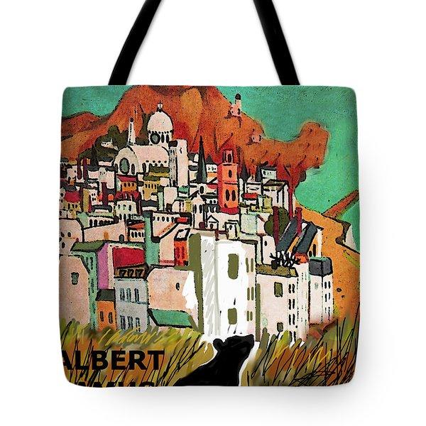 La Peste  Albert Camus Poster Tote Bag
