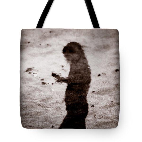 La Poeta Tote Bag by Michael Mogensen
