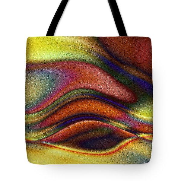 La Puesta Del Sol Tote Bag