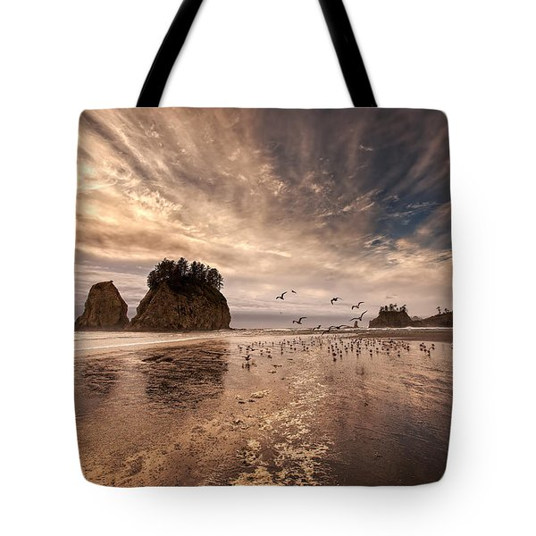 La Push Sunset Tote Bag