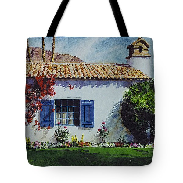 La Quinta Casita Tote Bag