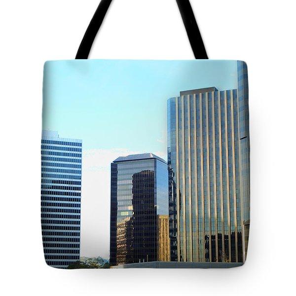 La Reflective Tote Bag