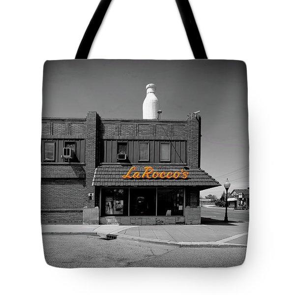 La Roccos Tote Bag