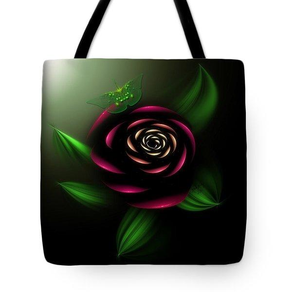 La Rosa Tote Bag