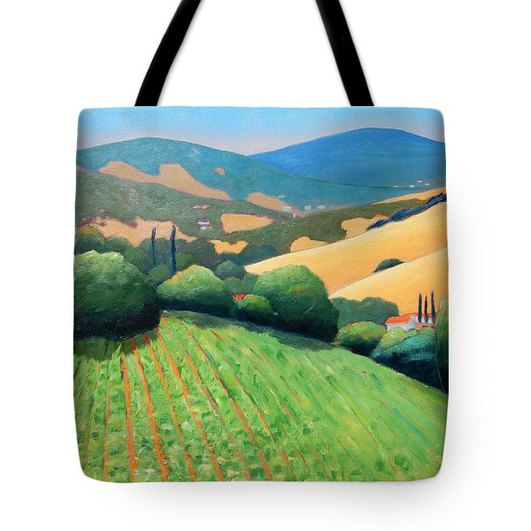 La Rusticana Revisited Tote Bag