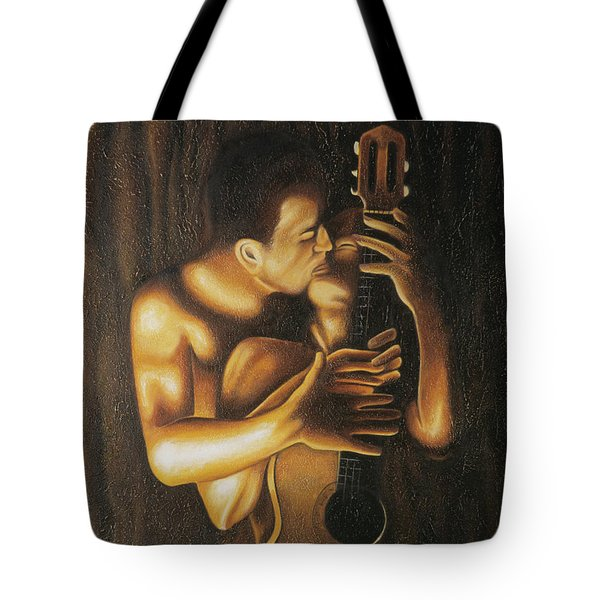 La Serenata Tote Bag by Arturo Vilmenay